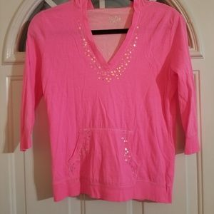 Justice top size 10